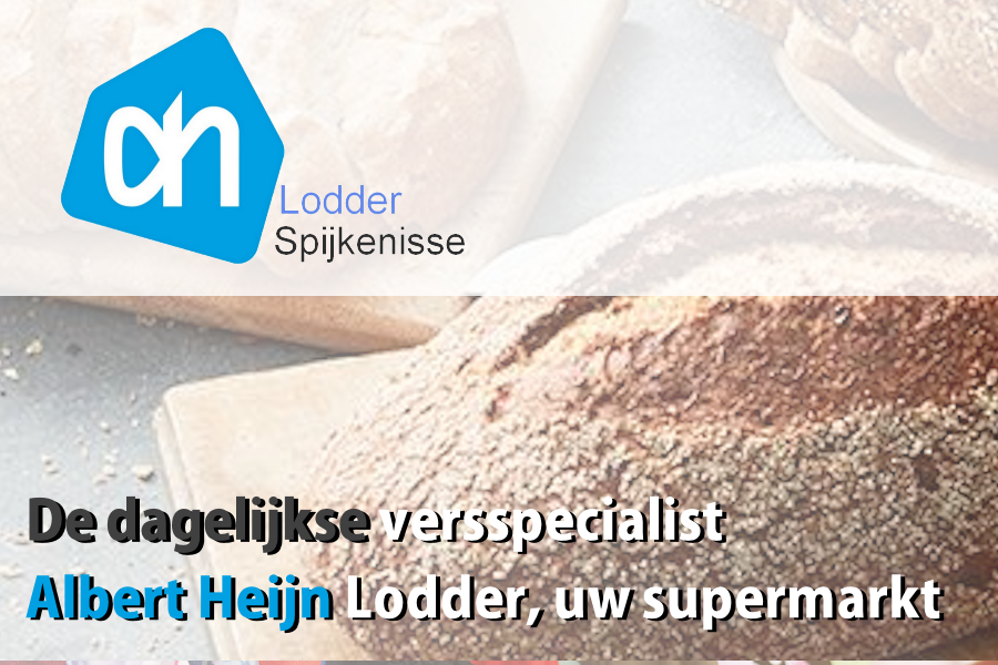 Albert Heijn Lodder